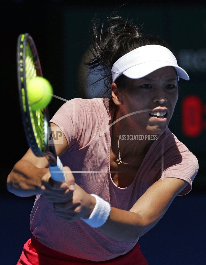 MELBOURNE, Australia | Osaka overcomes frustrations, reaches Aussie Open 4th round