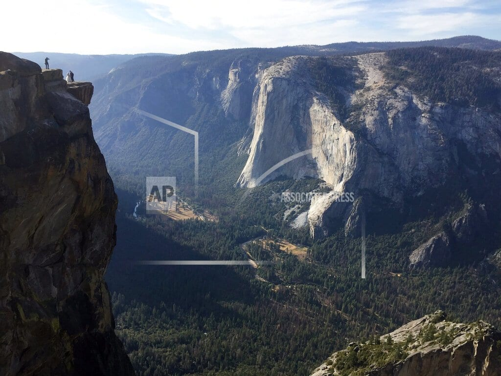 SAN FRANCISCO | Coroner: Couple intoxicated during fatal Yosemite fall