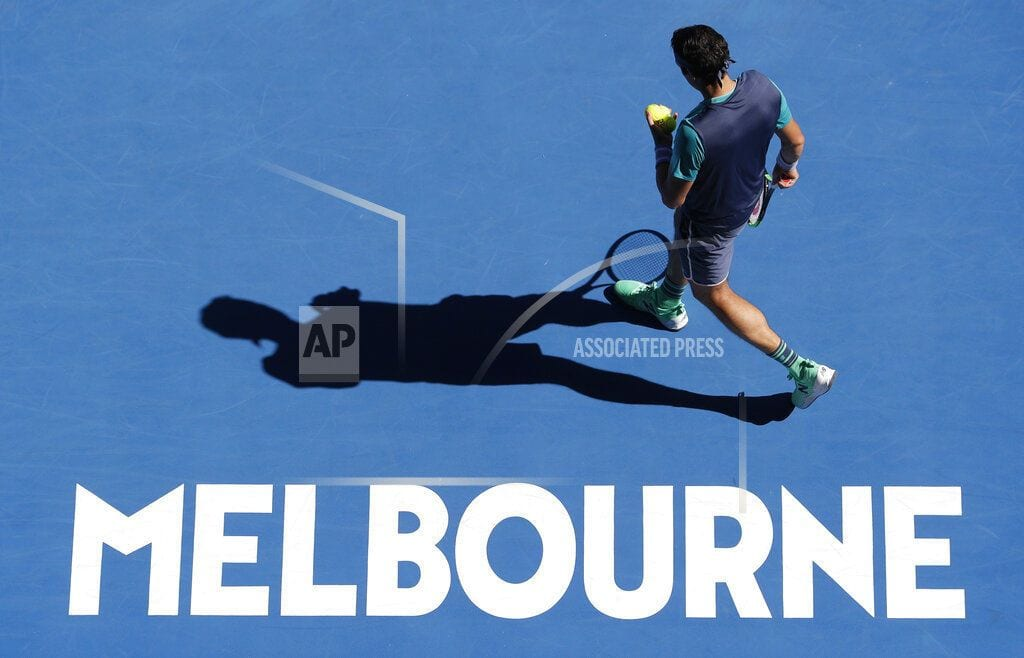 MELBOURNE, Australia  | The Latest: Keys beats 12th-seeded Mertens, into 4th round