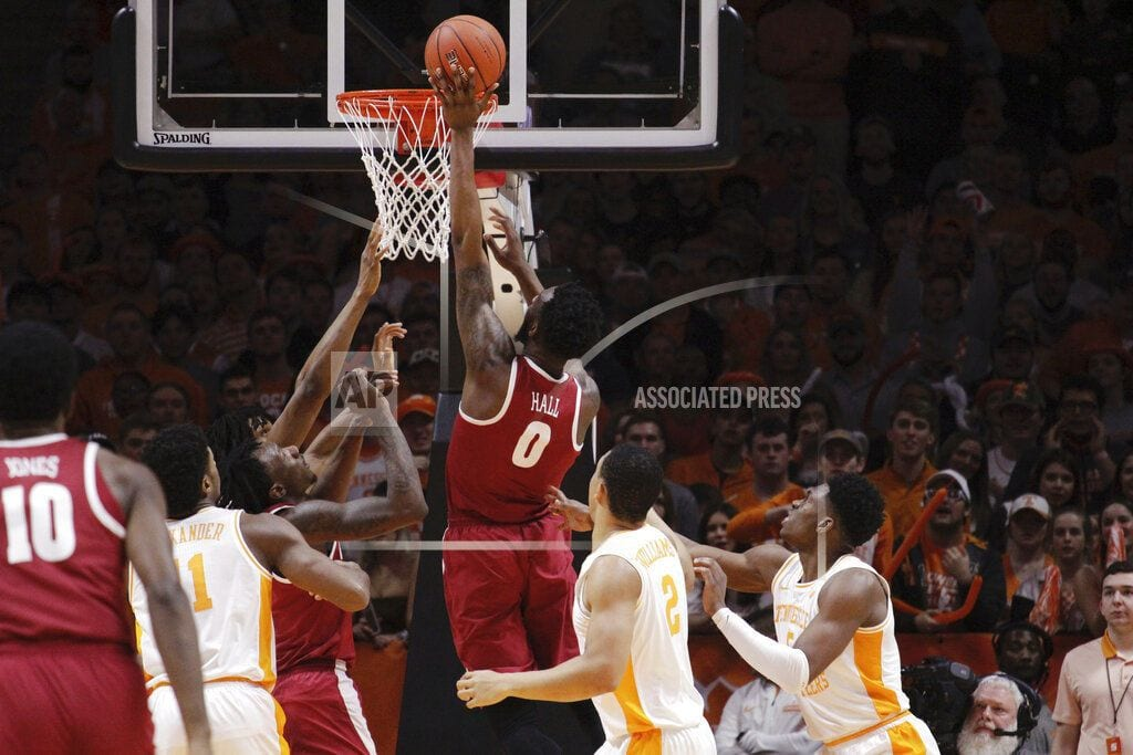 KNOXVILLE, Tenn. | No. 3 Vols rally past Alabama, make case to lead AP Top 25
