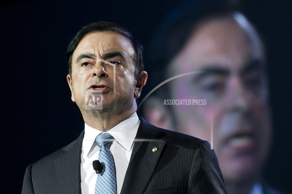 TOKYO | Ex-Nissan chairman Ghosn asks for bail, promises not to flee
