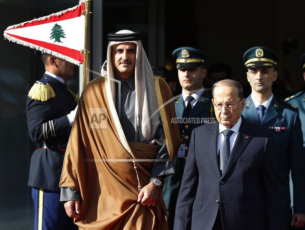 BEIRUT | Qatar to invest $500 million in Lebanese government bonds