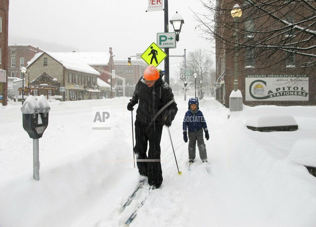 BOSTON | Bitter cold sets in as winter storm wreaks havoc on travel
