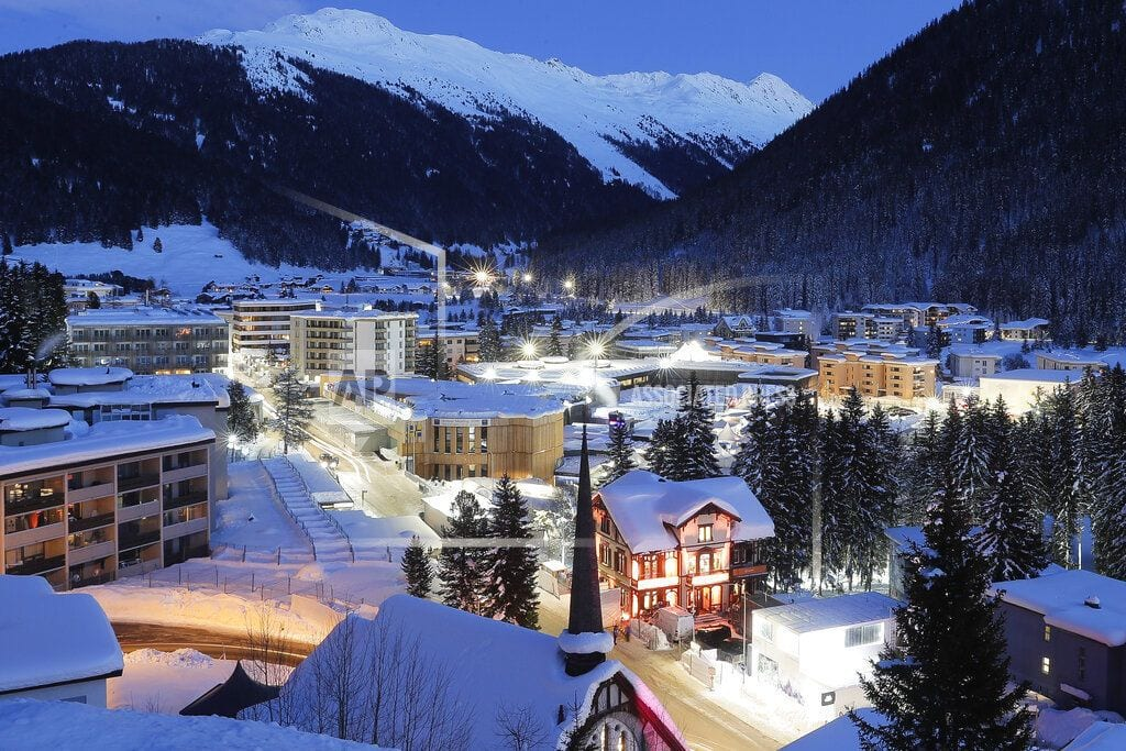 DAVOS, Switzerland   Survey: Workers trust their employer over other institutions