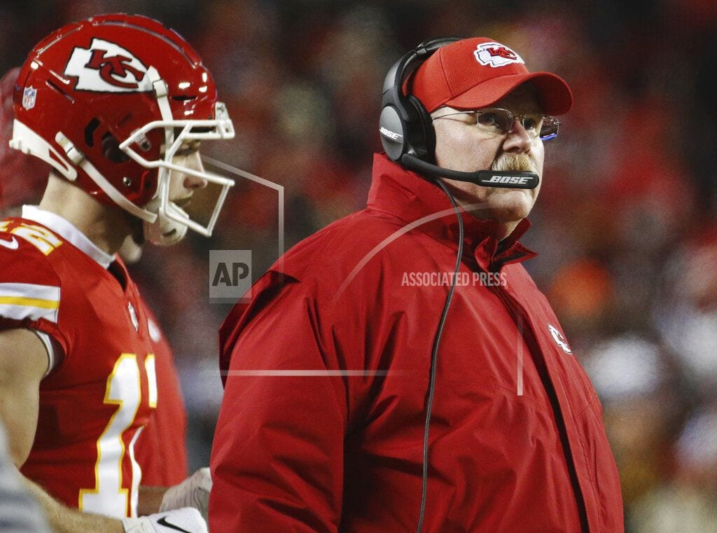 KANSAS CITY, Mo. | Bummed out Chiefs head into offseason full of optimism