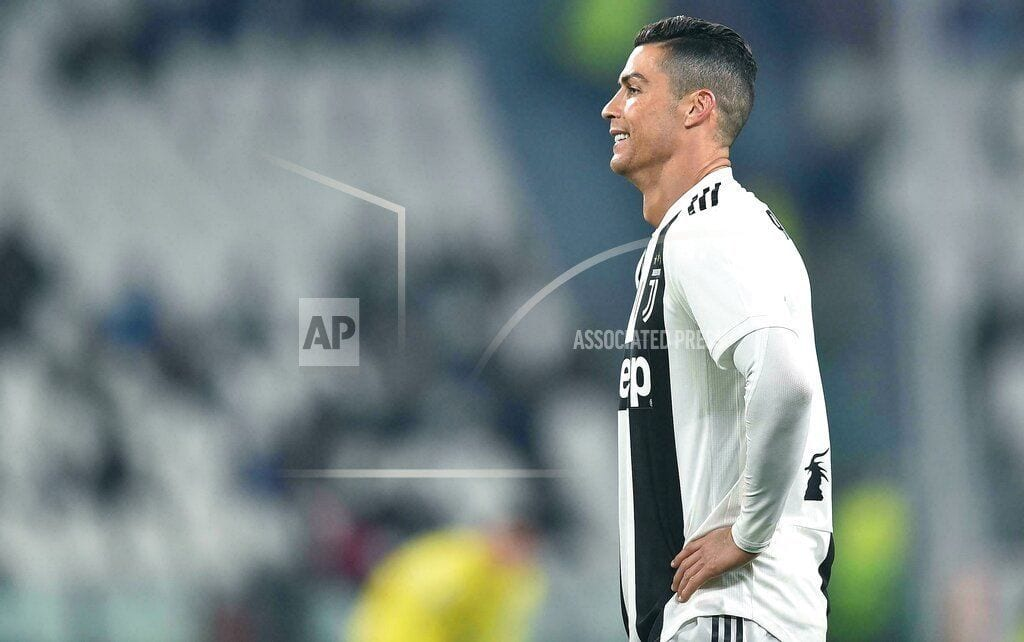 MADRID | Ronaldo pleads guilty to tax fraud at Madrid court