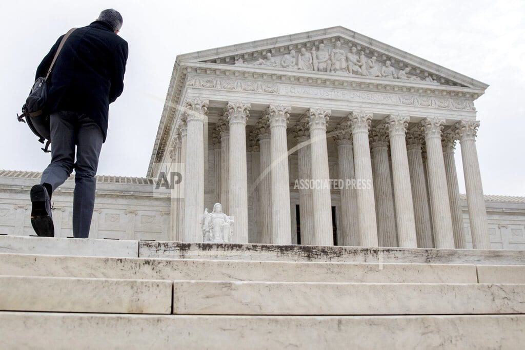 WASHINGTON | Supreme Court releases censored appeal by foreign government