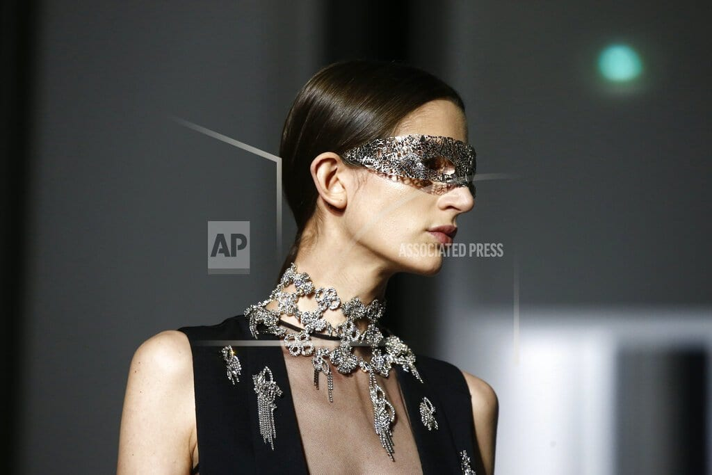PARIS | Givenchy flies high as Lagerfeld is absent at Chanel couture