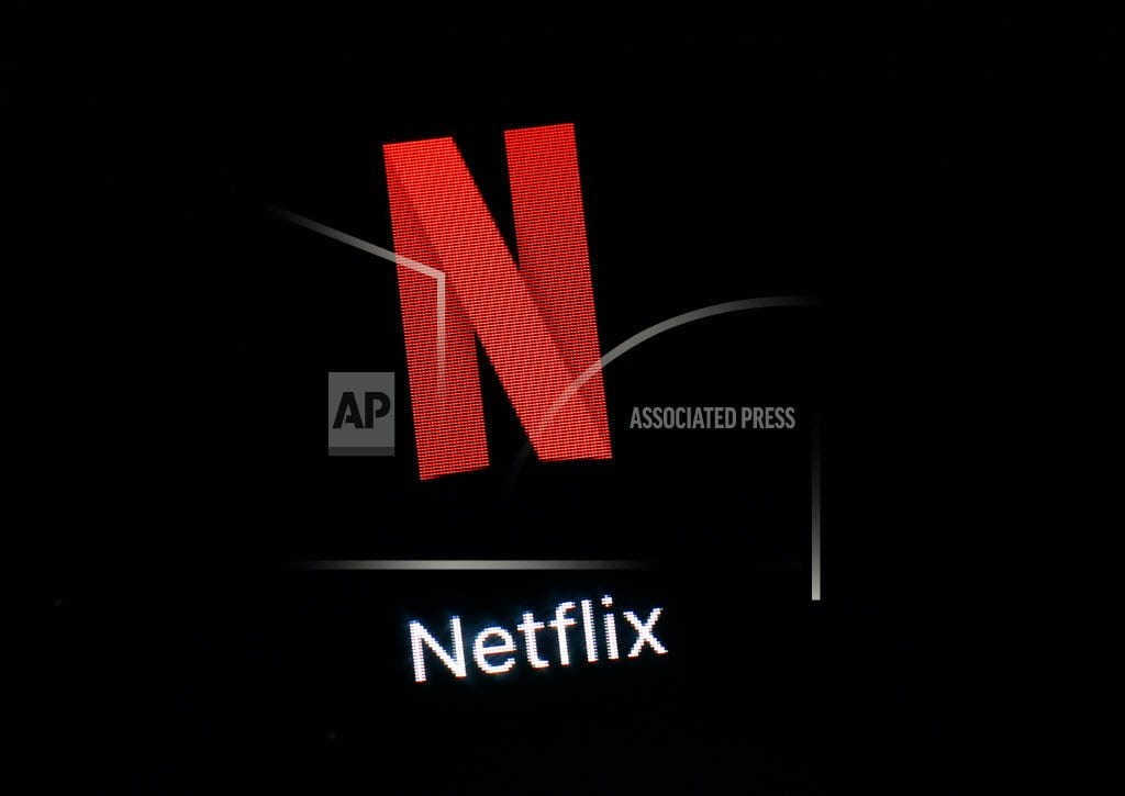 NEW YORK  | Netflix joins MPAA lobbying group, its 1st streaming member