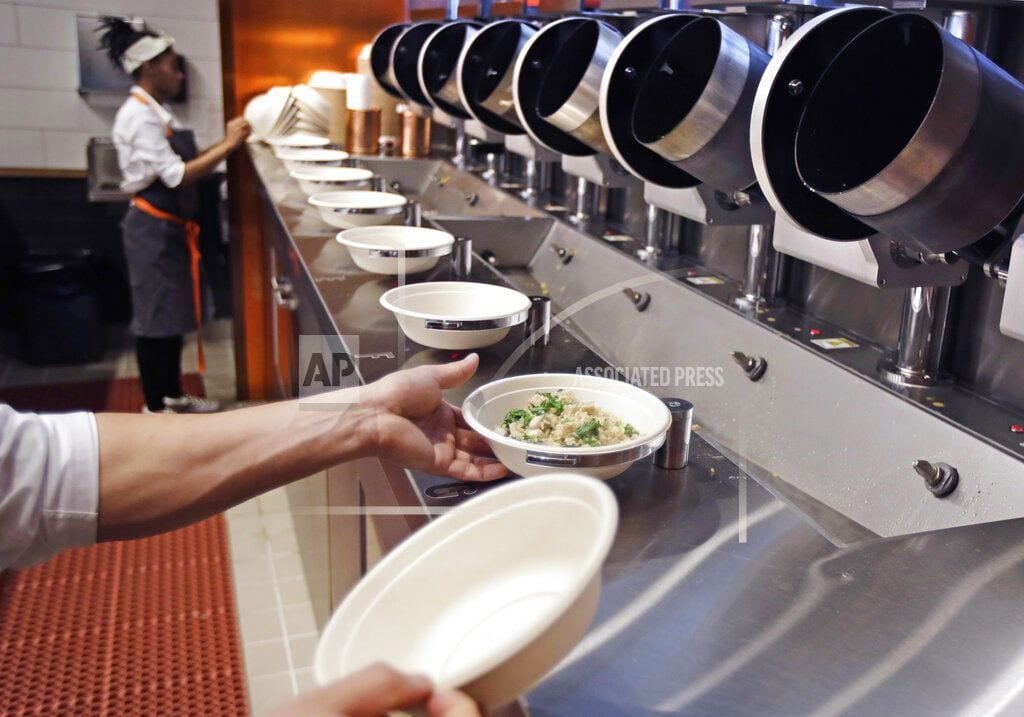 Chefs and truck drivers beware: AI is coming for your jobs