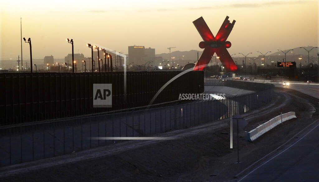 EL PASO, Texas | Border wall could be tricky issue, especially for O'Rourke