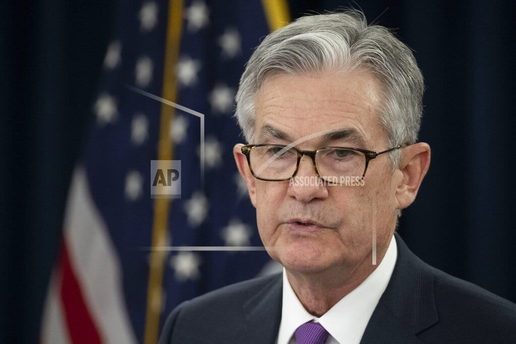 WASHINGTON | Minutes show Fed officials noted number of rising threats