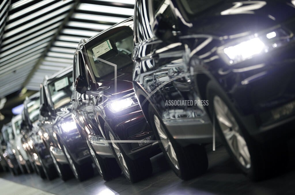 MILAN | European car sales slide in January