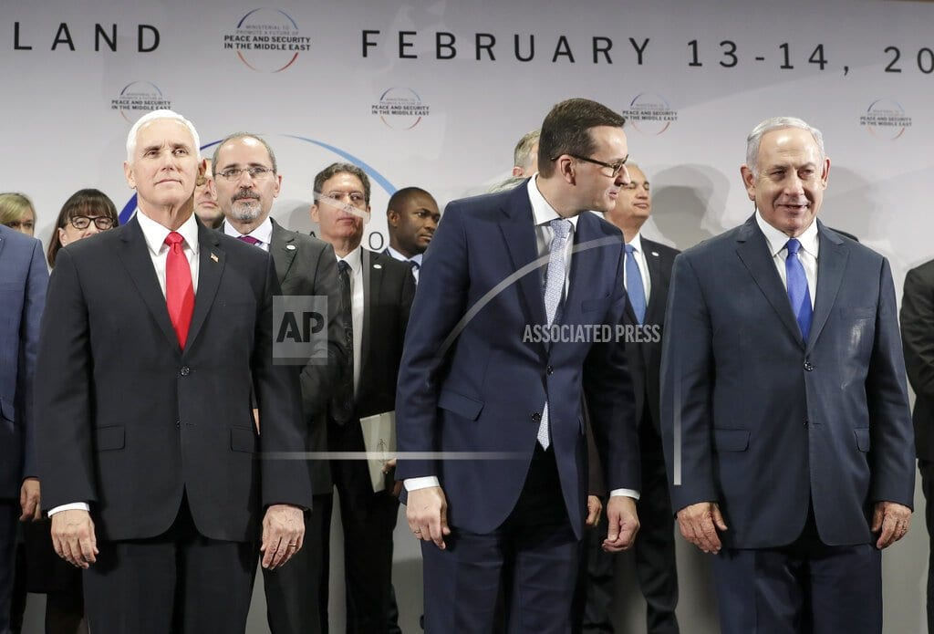 WARSAW, Poland | Israel-Central Europe summit canceled after Polish pullout