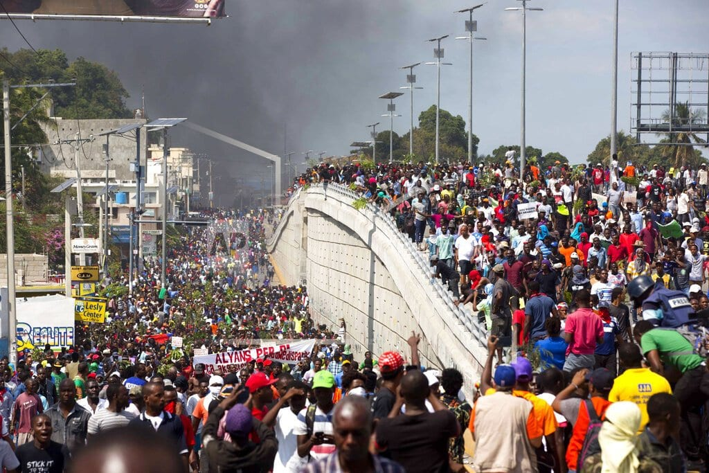 PORT-AU-PRINCE, Haiti | Haiti to unveil economic measures to quell violent protests