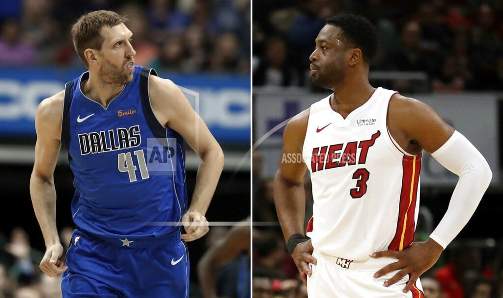CHARLOTTE, N.C | The Latest: Team LeBron rallies, takes lead in All-Star game