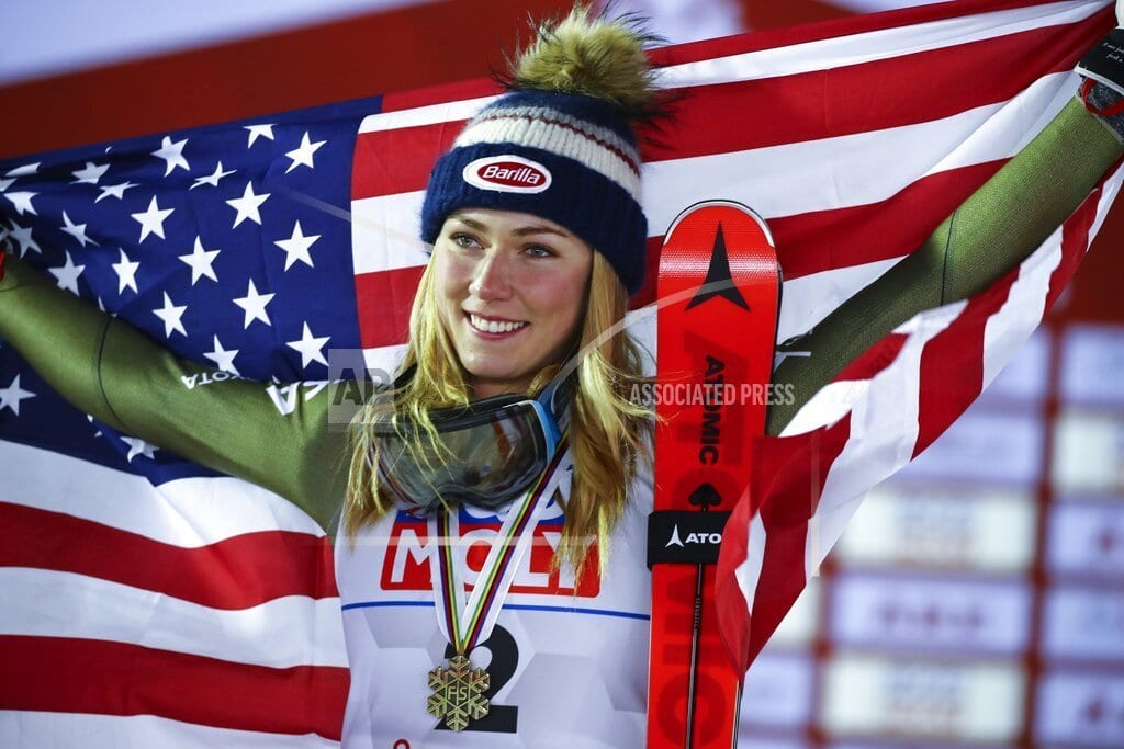 ARE, Sweden | Weather turns ugly as Shiffrin goes for 2nd gold at worlds