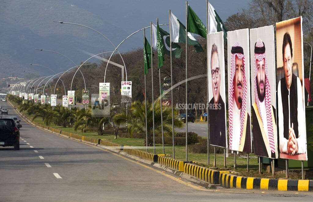 ISLAMABAD | Saudi crown prince delays visit to Pakistan by a day
