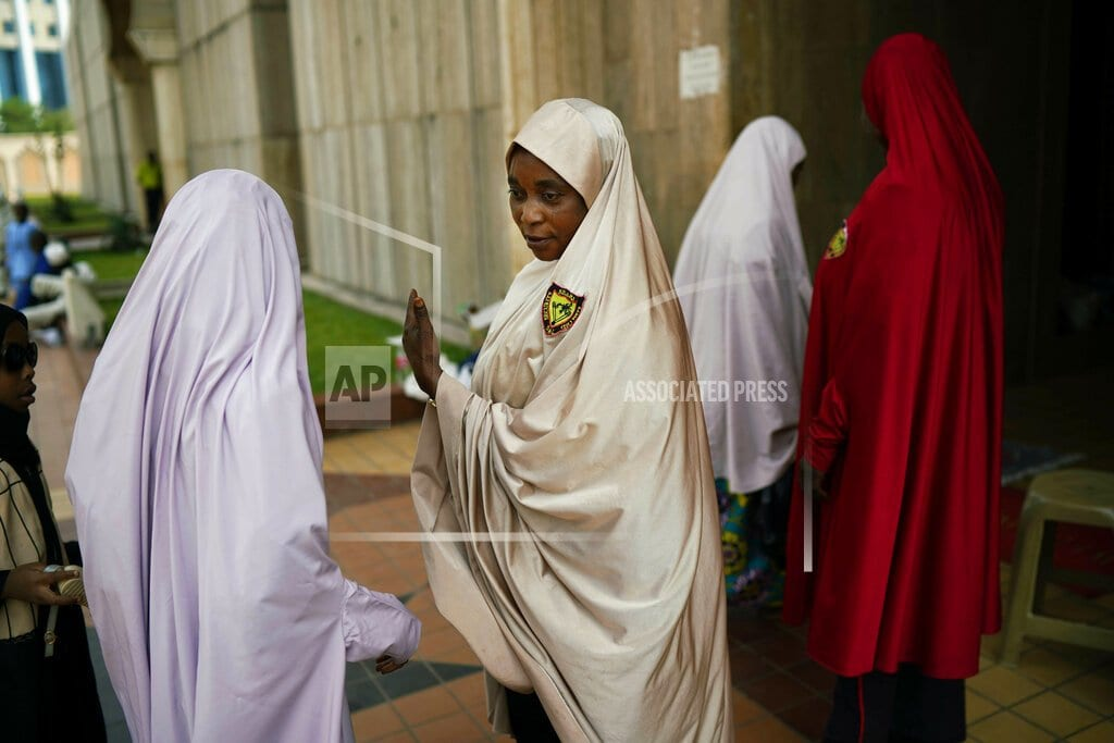 KANO, Nigeria | 'Everybody suffers too much:' Nigeria heads to the polls