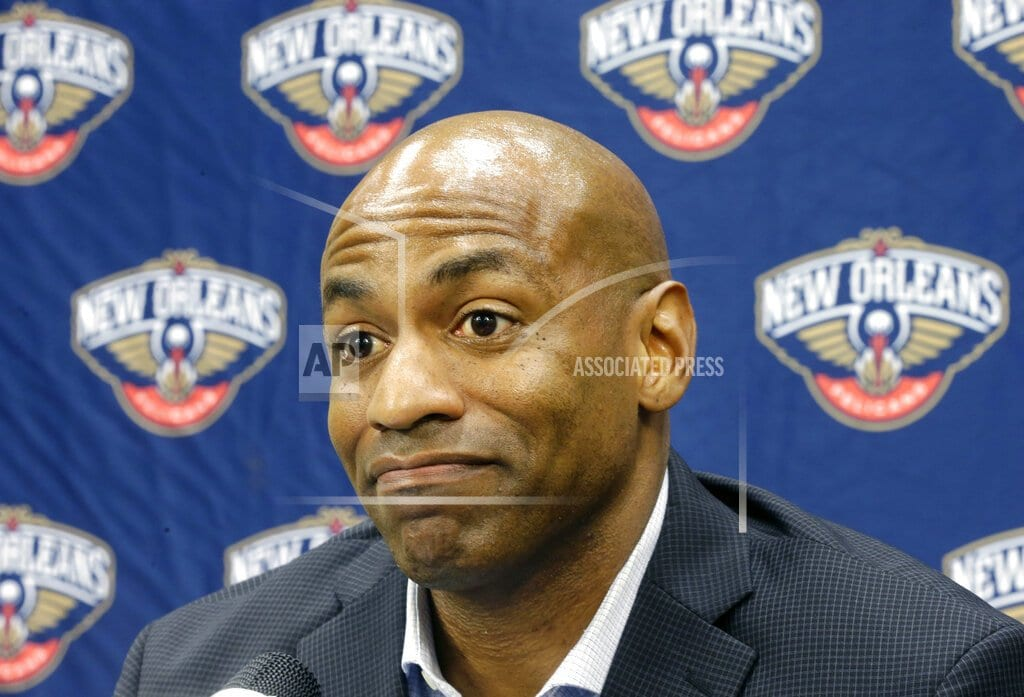 NEW ORLEANS | Pelicans fire GM Dell Demps amid Anthony Davis fallout