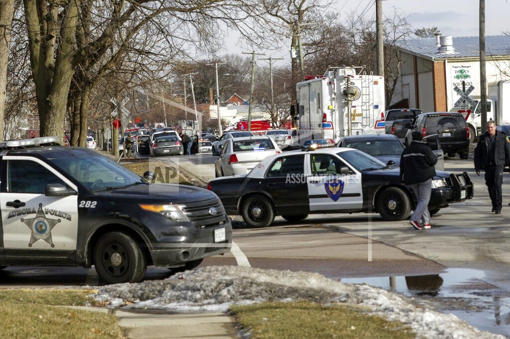 AURORA, Ill | Illinois man being fired from job fatally shoots 5 workers