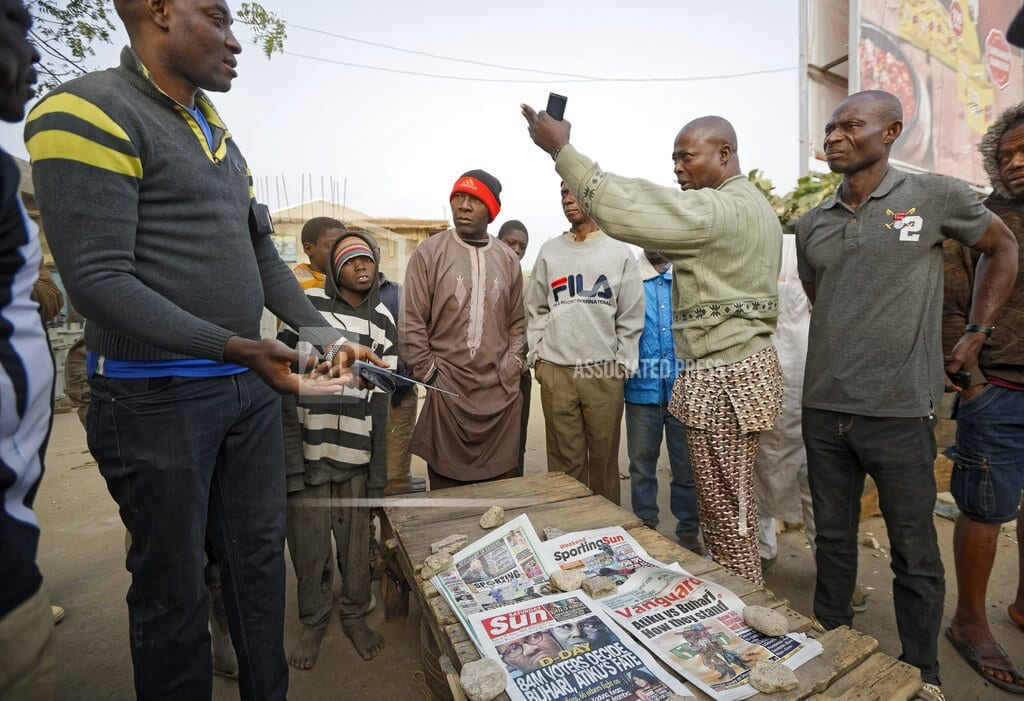YOLA, Nigeria | The Latest: Top Nigerian challenger urges patience on delay