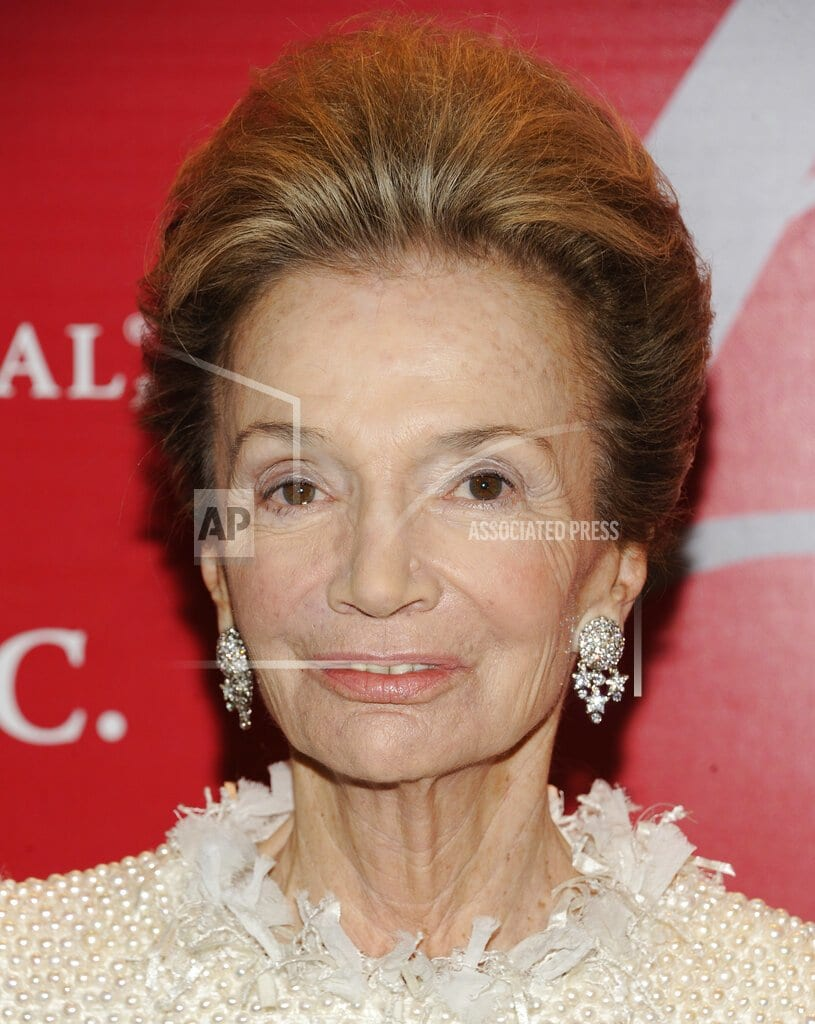 NEW YORK | Lee Radziwill, stylish sister of Jackie Kennedy, dies at 85