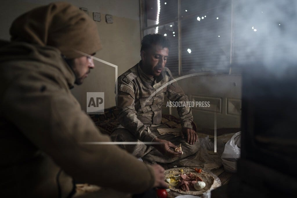 BAGHOUZ, Syria | 'Taking their last breath': IS hides among Syrian civilians