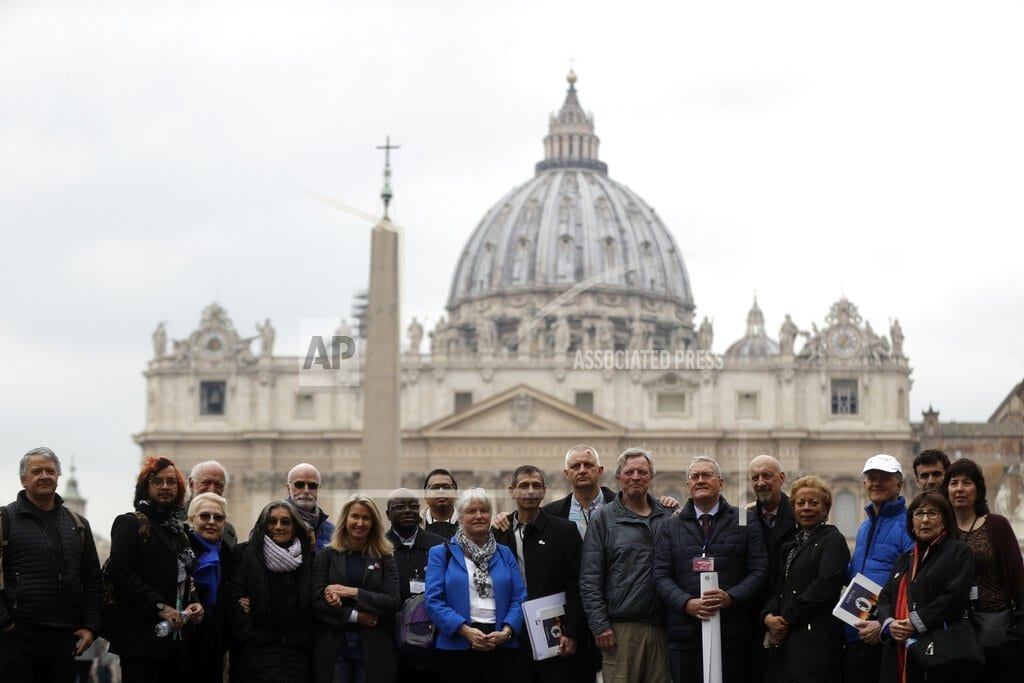 VATICAN CITY | Religious orders apologize for abuse cover-up before summit