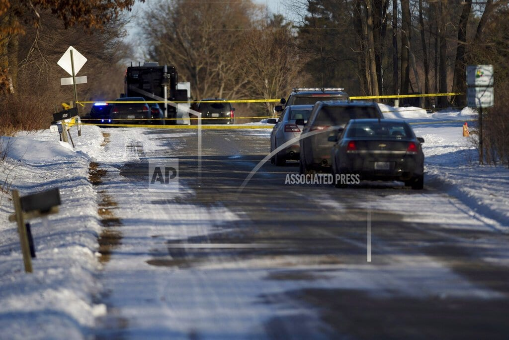 SOLON TOWNSHIP, Mich | 3 children among 4 found dead after west Michigan shooting