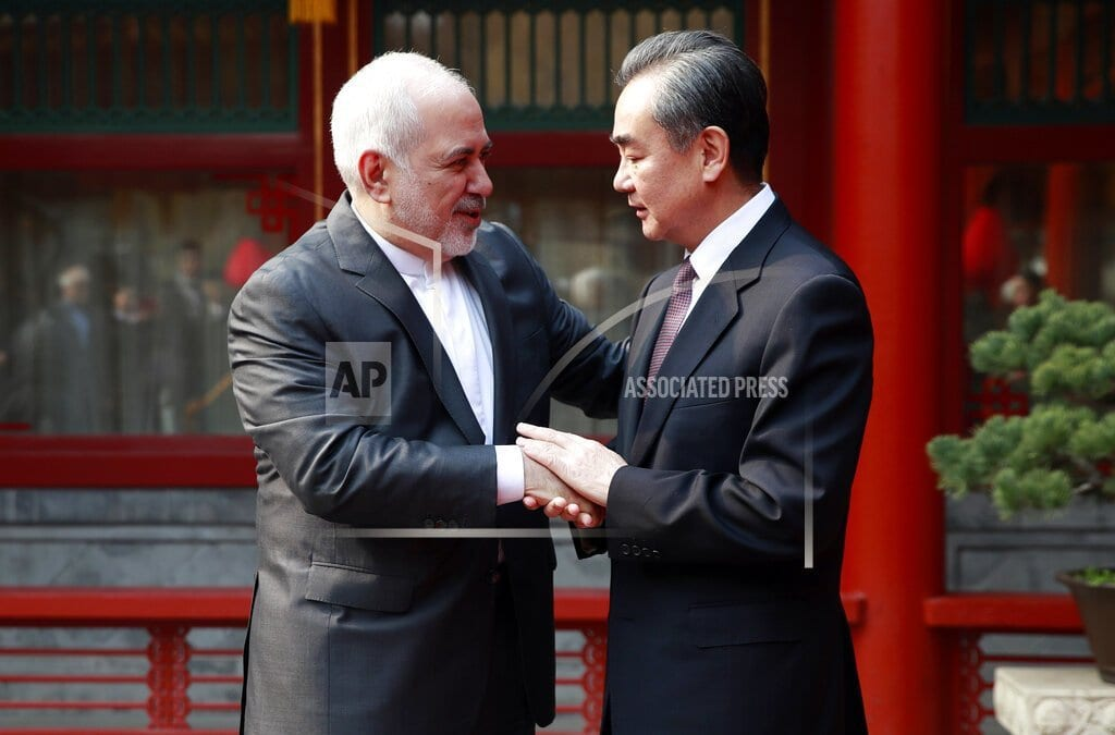 BEIJING | China, Iran meet amid efforts to preserve nuclear deal