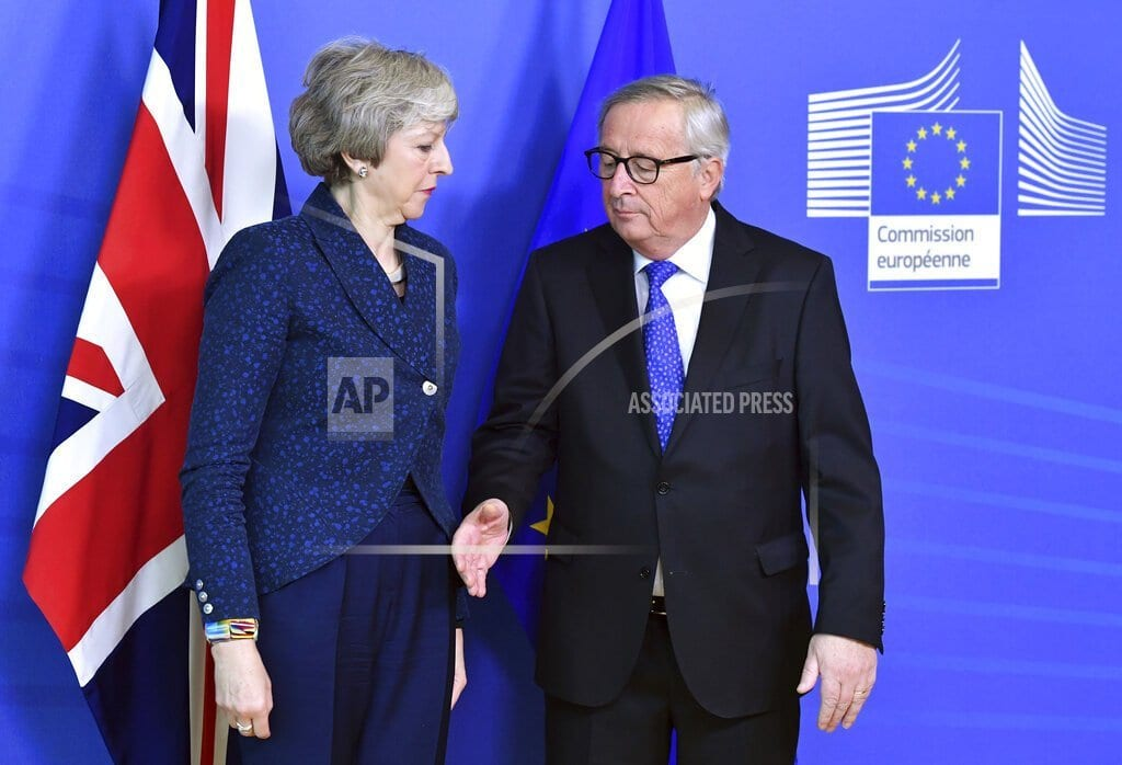 BRUSSELS | EU, UK to have more Brexit talks but key disagreement intact