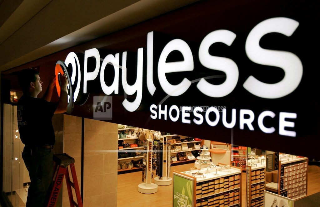 TOPEKA, Kan. | Failing Payless to honor gift cards, store credit into March