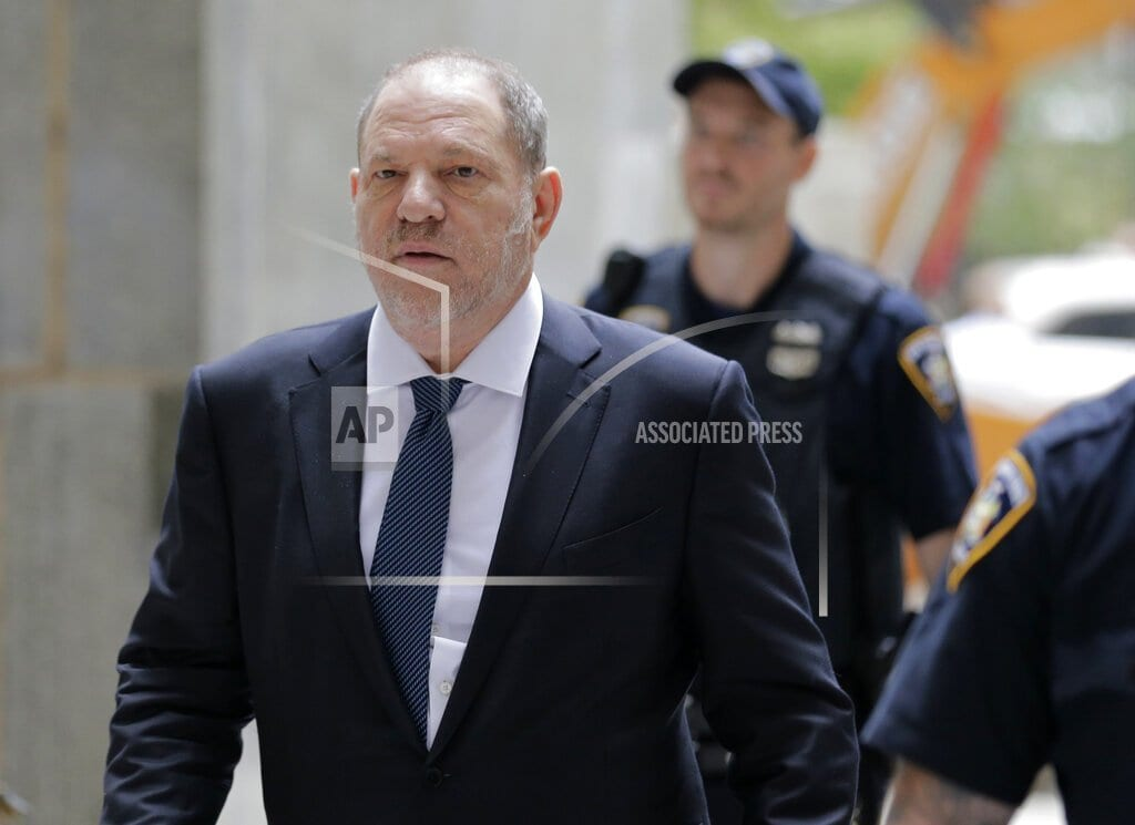 NEW YORK | Judge to consider Weinstein appeal of sex trafficking ruling