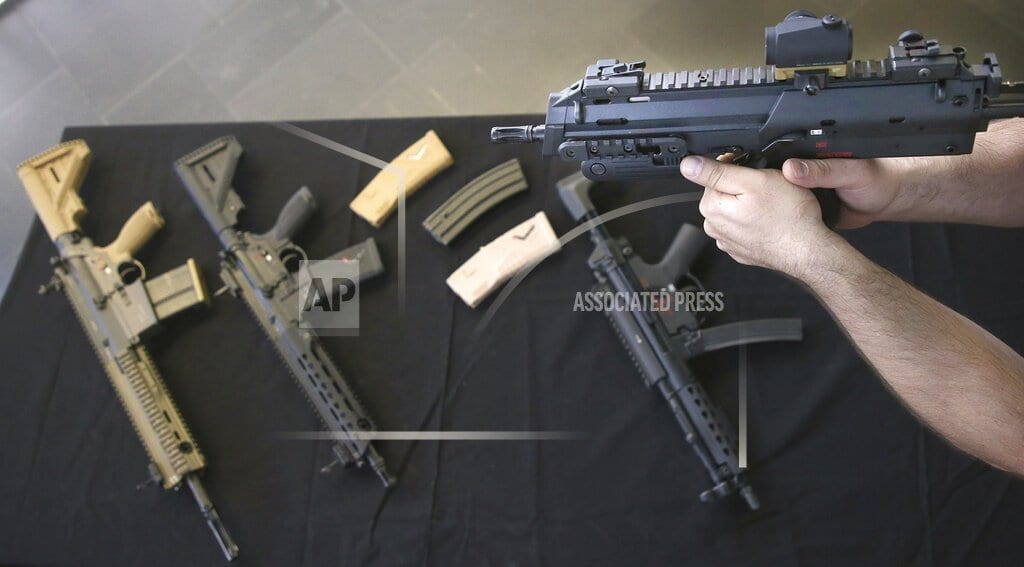 BERLIN | Germany: Weapons firm ex-workers convicted over Mexico sales