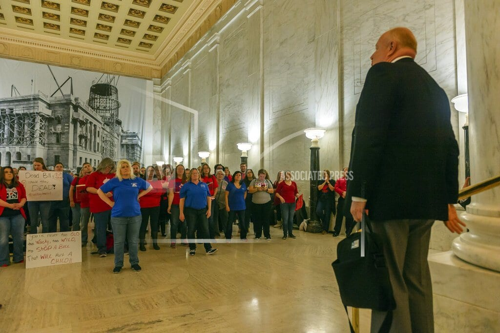 CHARLESTON, W.Va | 2-day teacher strike over in West Virginia: School to resume