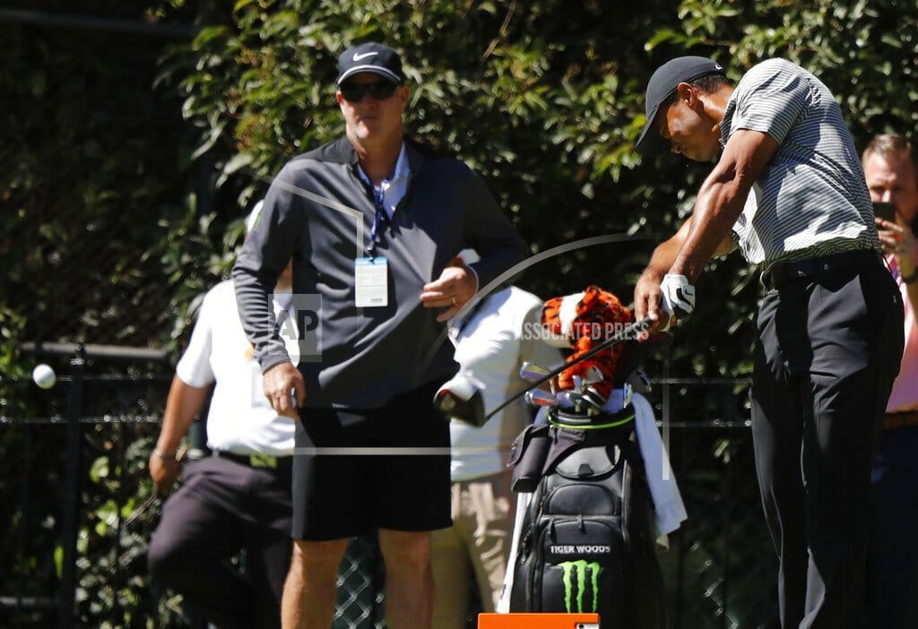 MEXICO CITY | A new country, big excitement in Mexico over Tiger Woods