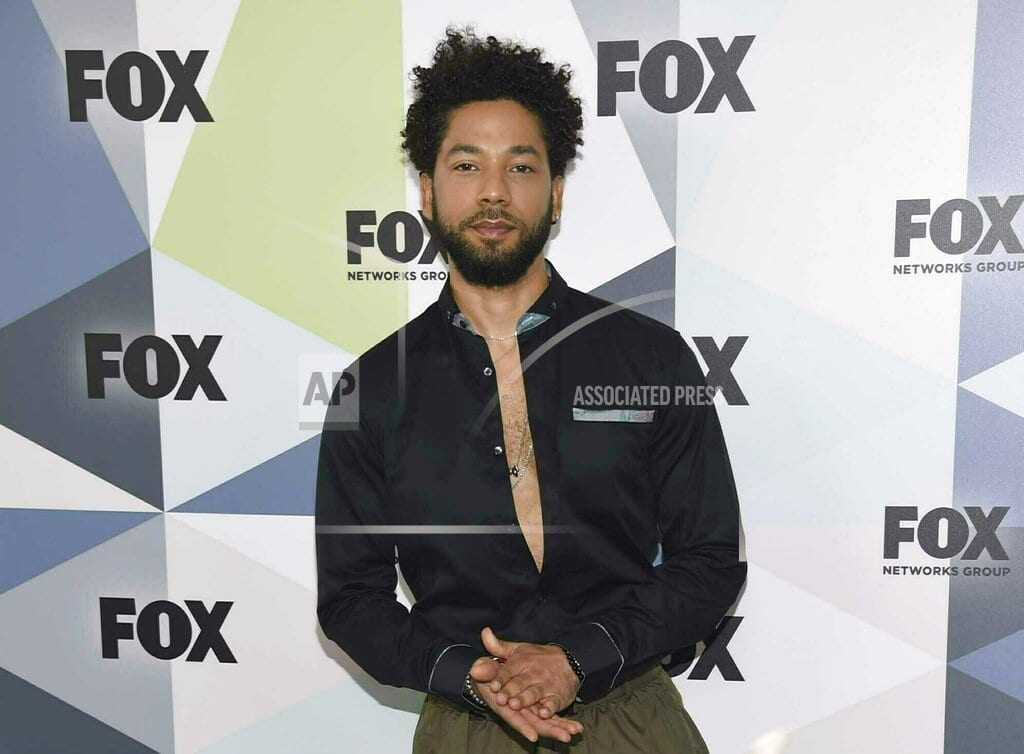 CHICAGO | The Latest: 'Empire' actor turns self in to face charge