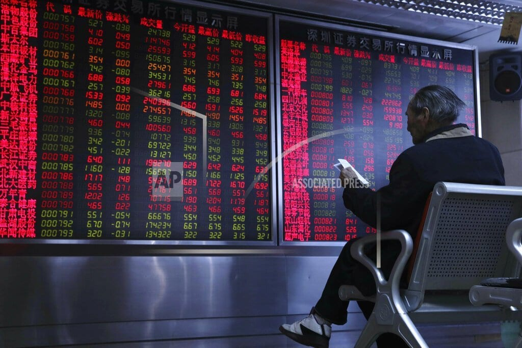 BEIJING | Global stocks mixed ahead of US-China tariff war talks