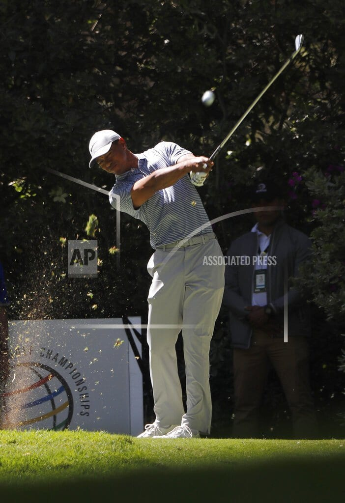 MEXICO CITY  | McIlroy opens with 63 has Woods struggles in Mexico debut