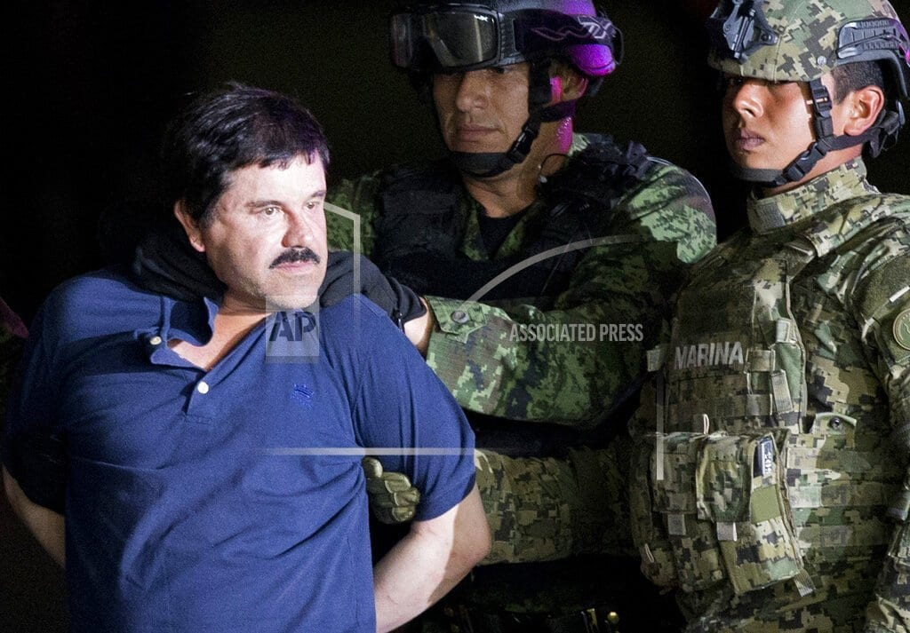 WASHINGTON | Feds: El Chapo's sons indicted on drug conspiracy charges