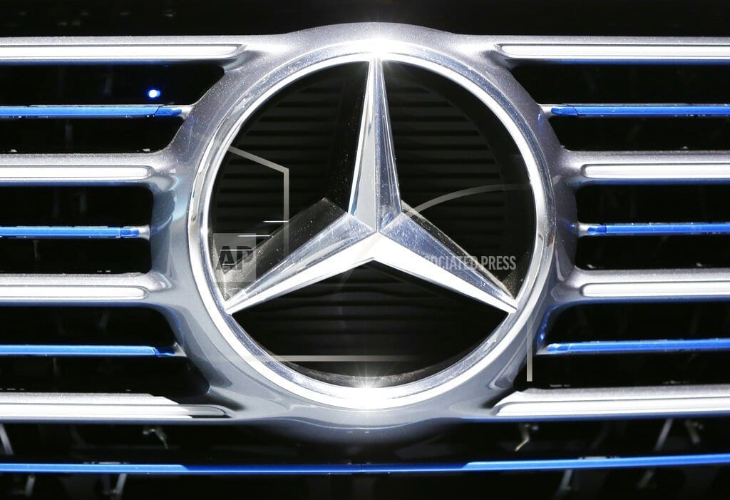 FRANKFURT, Germany   BMW, Daimler launch car- and ride-sharing joint venture