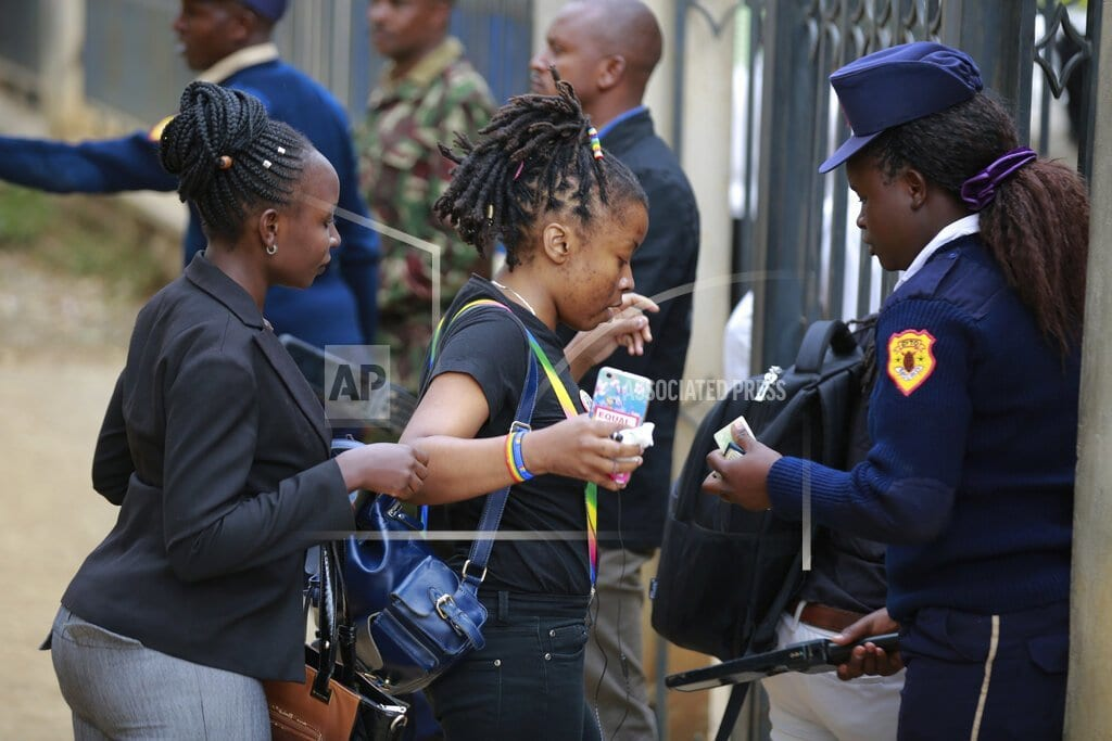 NAIROBI, Kenya | Kenya court postpones ruling on anti-gay laws to May 24