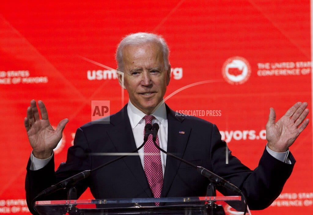 WASHINGTON | Biden's 2020 opening? Dem field missing foreign policy hand