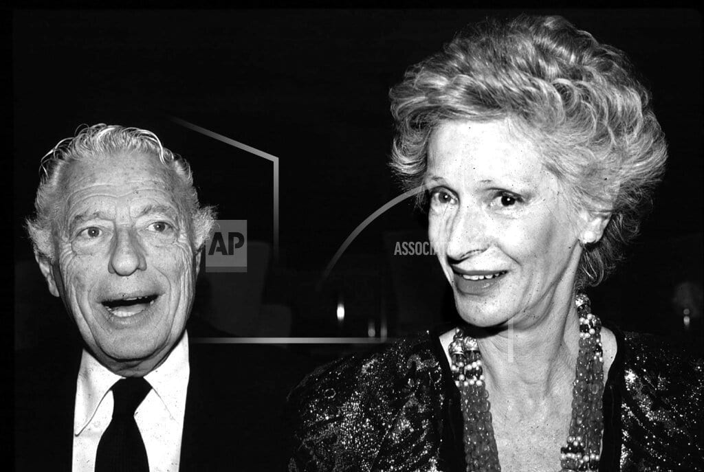 ROME | Marella Agnelli, widow of Fiat tycoon, dies at 91 in Turin