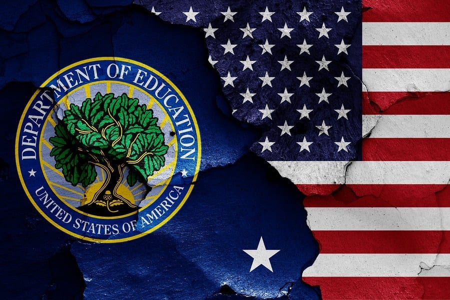 U.S. Department of Education Finds ESEA Restriction on Religious Organizations Unconstitutional, Will No Longer Enforce