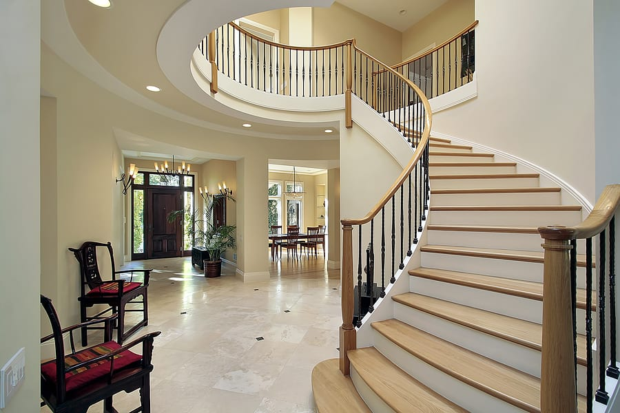 Southern Staircase Selected as C.A.R.E Partner of the Year by David Weekley Homes