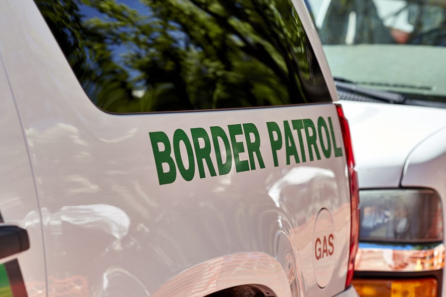 US Customs and Border Patrol News: Border Patrol Agents Apprehend Subjects in Vehicle Pursuit