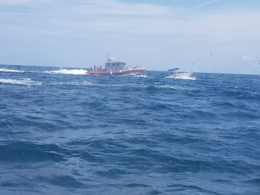 US Coast Guard News: Coast Guard rescues 3 boaters west of Clearwater Pass