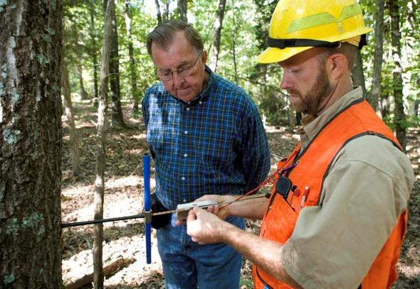 Missouri Department of Conservation, City of Monett trying to quash false reports of tree pest